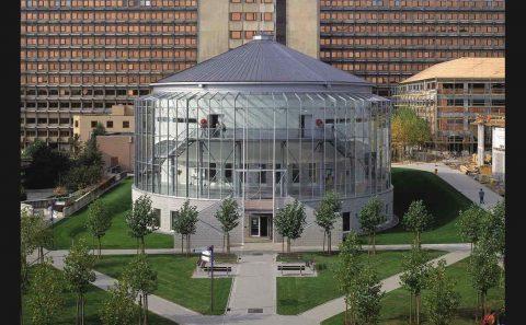 auditoire médecine-medical science auditorium