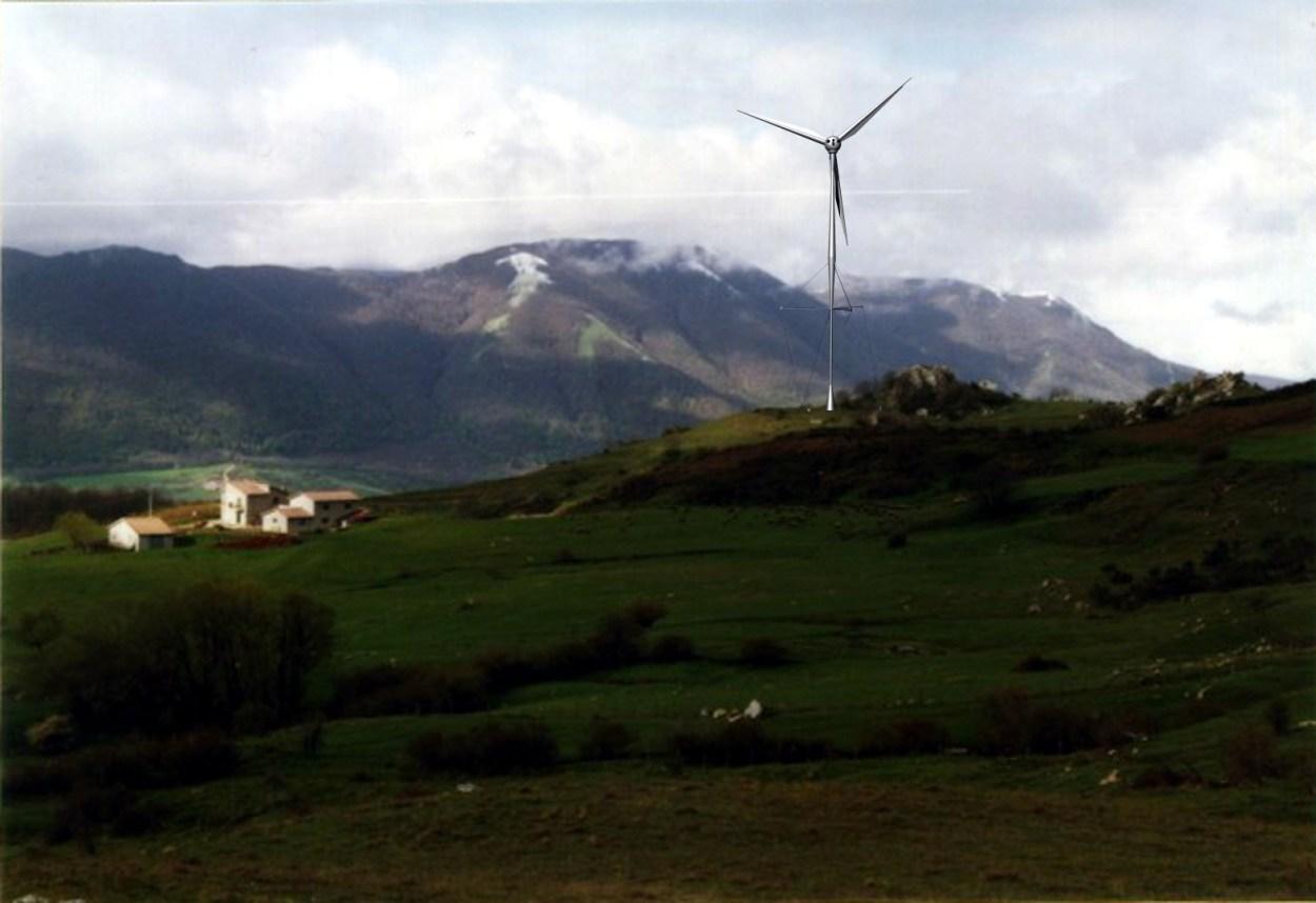light windmill mast 2-mât éolienne léger-windmolenmast