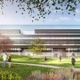 570-ULB Plaine – overall building plan and EM/STIC applied sciences building