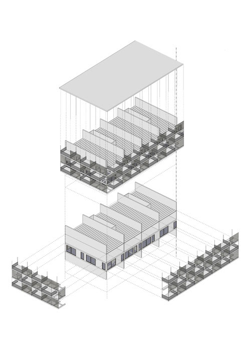 594 jamblinne de meux high density housing for ag real. Black Bedroom Furniture Sets. Home Design Ideas